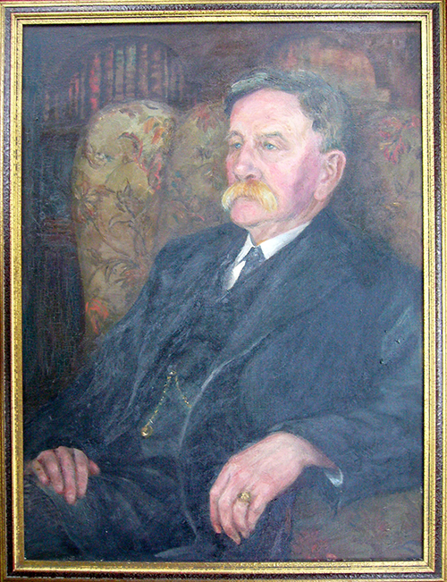 Portrait of John Lionel Stretton